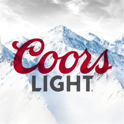 Coors Light Font by Coors Light Colombia Coorslightcol