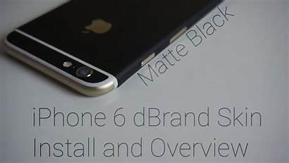 Iphone Matte Skin Dbrand