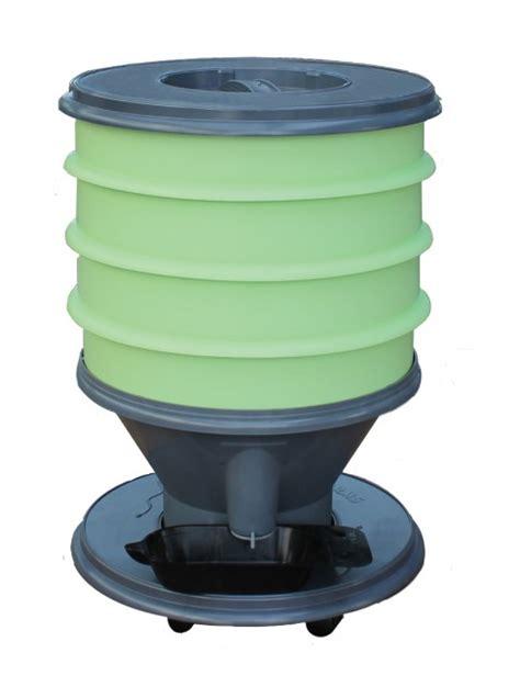 composteur de cuisine ecovi composteur de cuisine lombricomposteur eco worms plusieurs coloris disponibles 610015