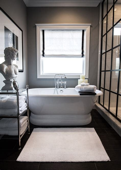 master bathroom hollywood makeover  stiers aesthetic