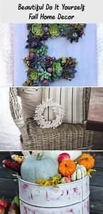 These, Beautiful, Do, It, Yourself, Fall, Home, Decor, Ideas, Will, Help, Inspire, You, To, Make, Simple