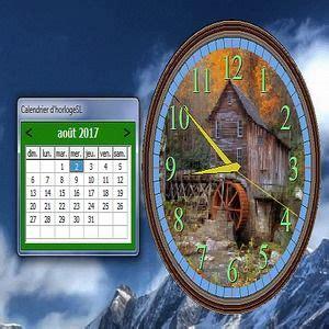 installer horloge sur bureau télécharger horlogesl gratuit le logiciel gratuit