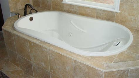 common methods  installation  bathtubs