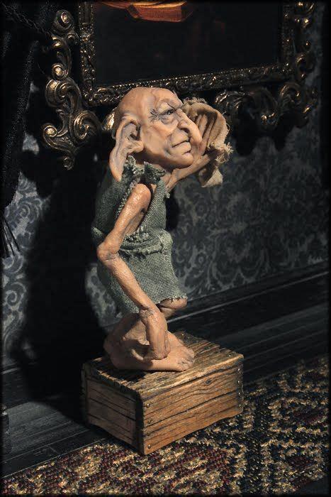 kreacher  harry potter hes  house elf  lived