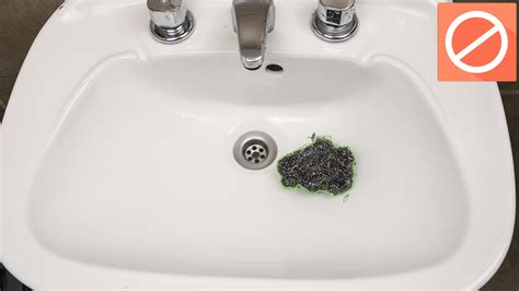 Your Sink Is The Bathroom by How To Clean A Bathroom Sink 10 Steps With Pictures