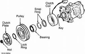 Volvo 960 Airco Compressor Service  U0026 Repair Manual