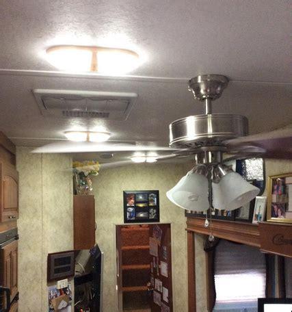rv interior lighting 2x kohree rv interior led ceiling light boat cer
