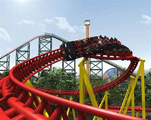 Dale Earnhardt Intimidator Roller Coaster Photo Gallery ...