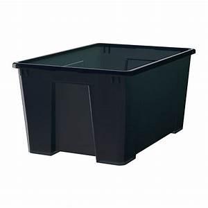 Ikea Boxen Samla : samla caja negro ikea ~ Watch28wear.com Haus und Dekorationen