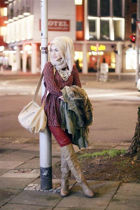 images  funky hijab  pinterest hijab