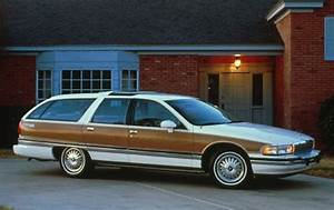 1993 Buick Roadmaster - Information And Photos