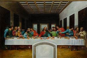 The Last Supper by Leonardo Da Vinci for sale : Jacky ...