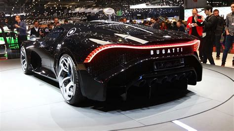 Bugatti's original la voiture noire exited the company's molsheim factory in 1937. เปิดตัว Bugatti La Voiture Noire ไฮเปอร์คาร์หนึ่งเดียวในโลก ราคาเหยียบ 600 ล้านบาท! - Carvariety