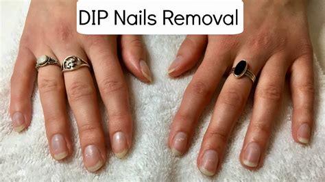 gelish dip nails removal nail harmony uk dip nails
