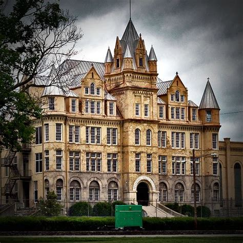 abandoned tennessee state penitentiary
