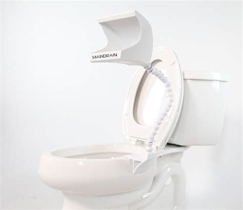 Main Drain A Urinal Attachment For Your Toilet