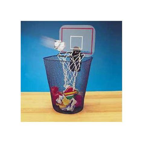 panier de basket bureau panier de basket jeu et jeu humoristique