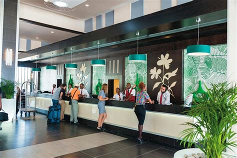 Front Desk In Jamaica clubhotel riu negril jamaica all inclusive vacations