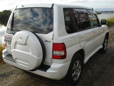 Mitsubishi Pajero Io 2000 Used For Sale