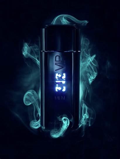 Perfume Carolina Vip Herrera Ad Animation Water