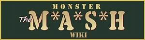 Image - Monster MASH wiki title logo.png   Monster M*A*S*H ...