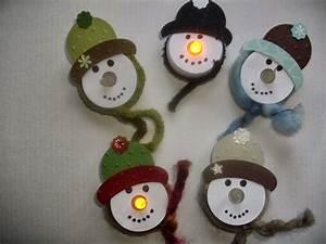Teelichter Basteln Weihnachten : schneemann mit teelicht basteln dansenfeesten ~ Frokenaadalensverden.com Haus und Dekorationen