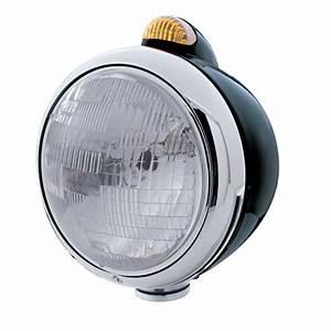 Black  U201cguide U201d Headlight   Dual Function