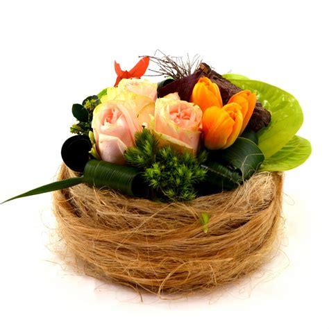 fiori stagione composizione floreale torta fiori di stagione ordina