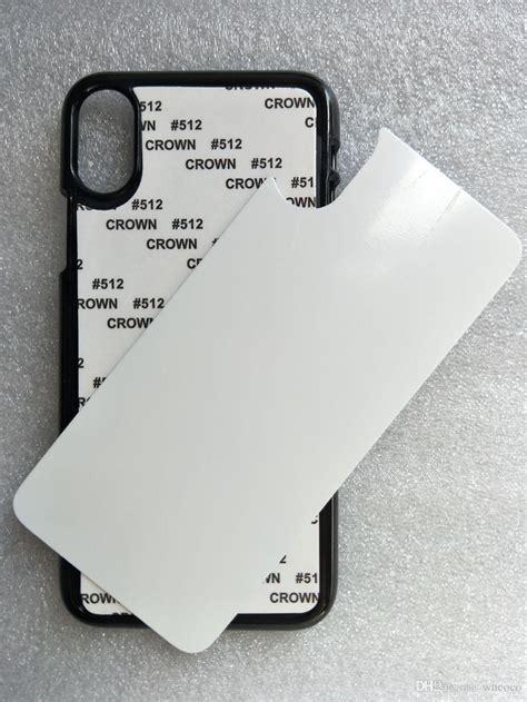 iphone   hard plastic case blank printable metal