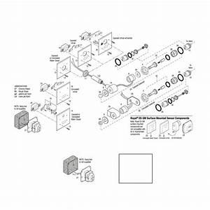 Sloan Flush Valve Parts Diagram
