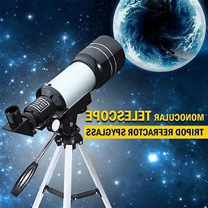 Professional Telescope Astronomical Monocular Tripod