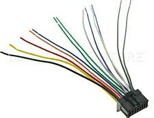 pioneer wire harness ebay