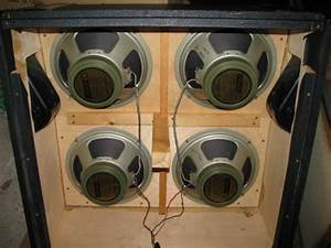 Marshall 4x12  Greenbacks  From Year 1969