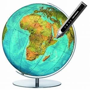 Mini Globe Terrestre : globe terrestre duo swarovski ~ Teatrodelosmanantiales.com Idées de Décoration