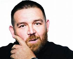 Nick Frost interview: 'A Shaun of the Dead sequel isn't ...