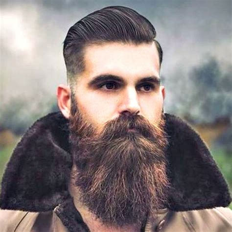 long grow beard mens hairstyles haircuts
