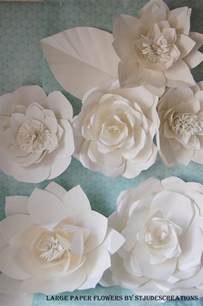 Cake Decorating Books Barnes And Noble by Chanel Fashion Show Inspired Huge Large Paper Flower Wall