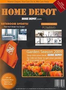 Home Depot Magazine by Gee37thst on DeviantArt