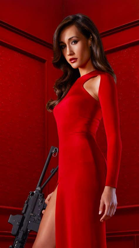 wallpaper maggie  red dress  ook  popular celebs