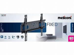 Support Mural Tv Conforama : support mural tv pour cran de 32 50 meliconi ~ Melissatoandfro.com Idées de Décoration