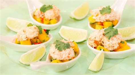 lorraine cuisine lorraine pascale 39 s coconut shrimp salad food this morning