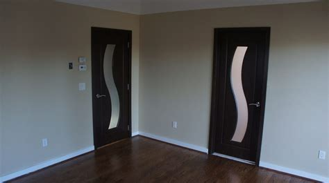 Sophisticated Black Interior Doors   Ideas 4 Homes
