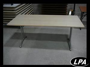 Grande Table Pliante : grande table pliante rable table pliante et basculante ~ Teatrodelosmanantiales.com Idées de Décoration