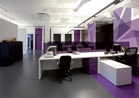 inspiration offices clad  purple  color  royalty