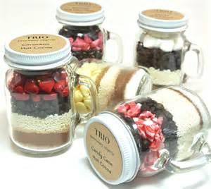 mini jars wedding favor chocolate wedding favor 12 mini 4 oz jar mugs