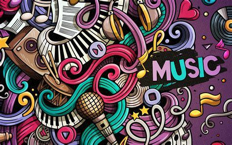 Cute ghosts iphone 5 wallpapers graffiti doodles doodle art. Download wallpapers music art, creative, doodles, abstract art, notes, microphone for desktop ...