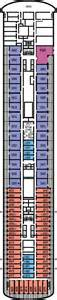 America Line Veendam Deck Plan by Navigation Deck On America Veendam Reviews