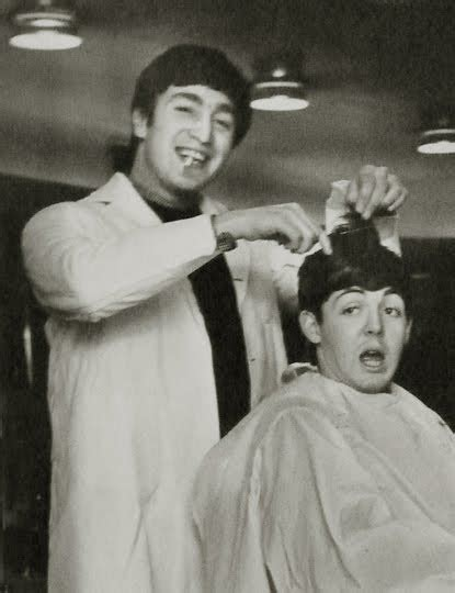 HairWebde • Beatles Die legendären Pilzköpfe aus Liverpool