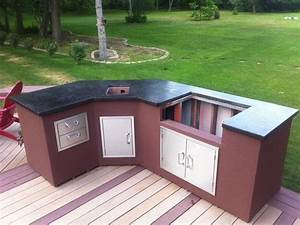 Outdoor Kitchen Diy Marceladick com