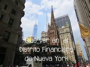 Que ver en el Distrito Financiero de Nueva York Ruta completa